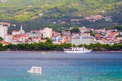 Makarska Riviera Foto de Stock Royalty Free