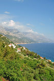Makarska Riviera,Dalmatia,Croatia Royalty Free Stock Images