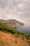 Makarska Riviera. Royalty Free Stock Images