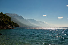 Makarska Riviera. Royalty Free Stock Photos