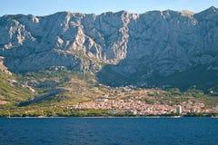 Makarska Riviera. Stock Images