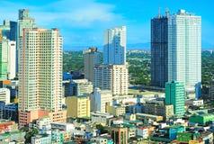 Makati city , Manila, Philippines Stock Photography