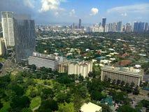 Makati city, philippines, asia Stock Photo