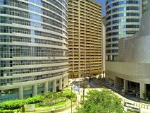 Makati city, philippines, asia Royalty Free Stock Photography