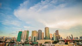 Makati is a city in the Philippines Metro Manila region and the country s financial hub. It s known for the skyscrapers. Makati is a city in the Philippines royalty free stock image
