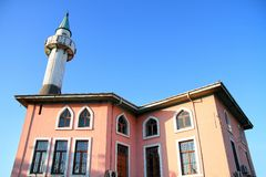 Makbul Ibrahim Pasha Mosque Royalty Free Stock Images