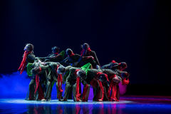 Make ajustou o esforço-rododendro dança popular simsii-chinesa Fotografia de Stock Royalty Free