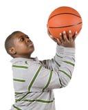 Make that Basket! Stock Photography