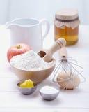 Make a cake Stock Image