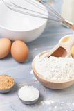 Make a cake Stock Photography