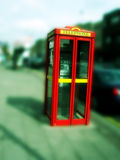Make A Call. This is a telephone box stock photo