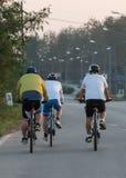 Make a cycle road trip Stock Photos
