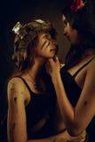 Make love not war Royalty Free Stock Photos