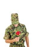 Make love not war Royalty Free Stock Image