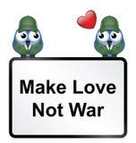 Make Love Stock Photo