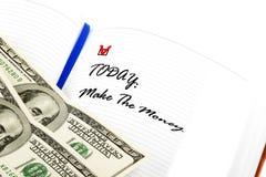 Make the money Stock Photo