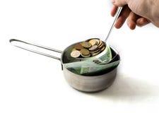 Make money Royalty Free Stock Image