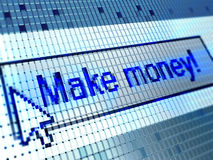 Make money Stock Photo