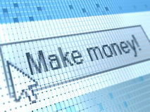 Make money Stock Images