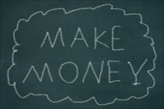 Make money Stock Photography
