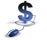 Make money online Stock Photography