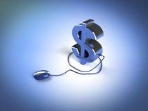 Make money online Stock Photos