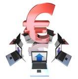 Make money online Royalty Free Stock Photo