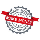 Make money stamp Stock Images