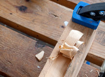 Make mortise joint Stock Images