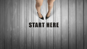 Make next step Stock Images