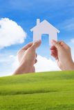 Make our home, your home Stock Images