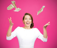 Make it rain Stock Photos