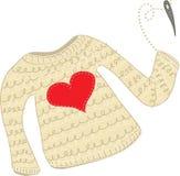 Make A Sweater Stock Image