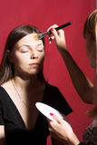 Make-up Stock Fotografie