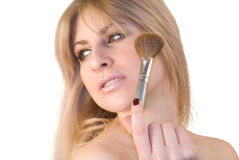 Make-up Stock Images