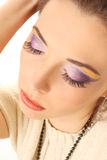 Make-up 2 stock photography