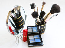 Make-up 2 Stock Images