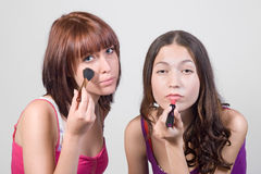 Make up Royalty Free Stock Photography