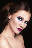 Make-up lizenzfreies stockbild