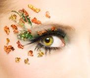 Make up stock image