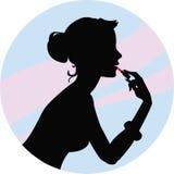 Make-up Lizenzfreie Stockbilder