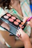 Make-up Lizenzfreie Stockfotos