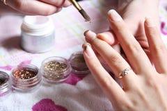 Make-up Stock Photo