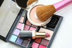 Make up and accessories Stock Images