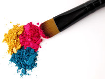 Make-up accessories Royalty Free Stock Photography