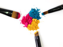 Make-up accessories Stock Image