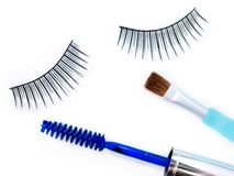 Make-up accessories Royalty Free Stock Photo
