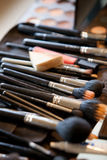 Make-up Artist's Tools Stock Photos