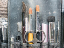 make up bag Stock Photos