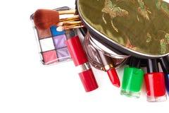 Make up bag Stock Images